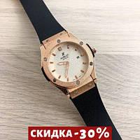 Мужские наручные часы Big Bang Shine 882888 Gold-White