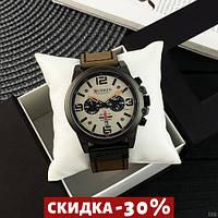 Мужские наручные часы Curren 8314 Khaki-Black