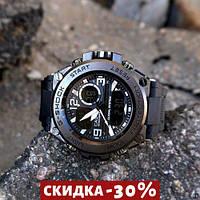 Мужские наручные часы Casio G-Shock GLG-1000 All Black