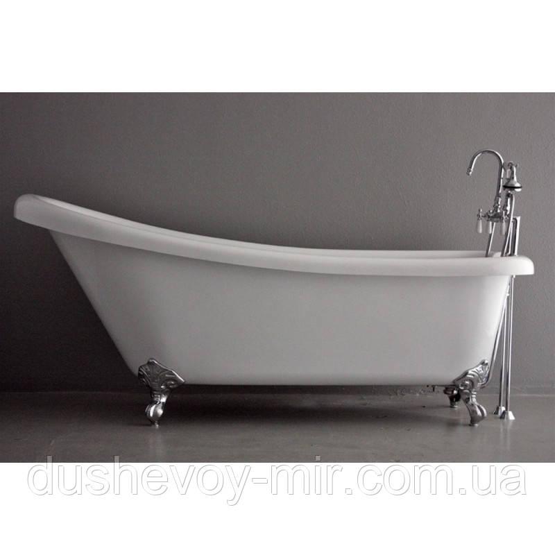 Отдельностоящая ванна AquaStream Miami 185x80 (на ножках)
