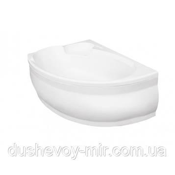 Ванна акриловая BESCO WENUS FINEZJA NOVA 155х95 левая (соло) без ножек и панели