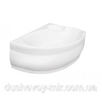 Ванна акриловая BESCO WENUS FINEZJA NOVA 155х95 правая (соло) без ножек и панели
