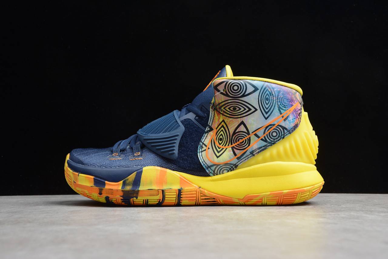 Кроссовки мужские Nike Kyrie 6 / KRV-056 (Реплика)
