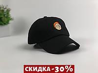 Бейсболка кепка Рик и Морти (Морти черная)