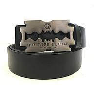 Ремінь шкіряний Philipp Plein, фото 1