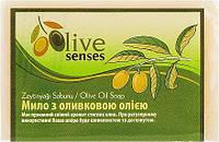Растительное мыло с оливковым маслом