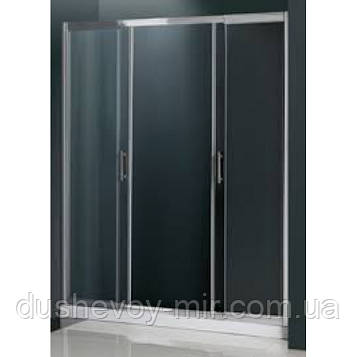 Душевая дверь Santeh 110-185-F2 110х185