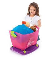 Каталка-сундук для игрушек Trunki Toybox