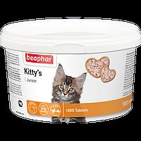 Beaphar (Беафар) Витаминизированное лакомство для кошек Kitty Junior 1000таб