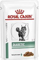 Royal Canin Diabetic Feline влажный, 12 шт