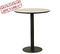 Стол барный BT-01 бетон 80 см Vetro Mebel (бесплатная доставка)