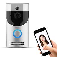 Домофон с камерой Tina Smart Doorbell Wi-Fi B30 1080p дверная видеокамера