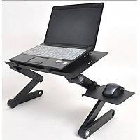 Столик подставка для ноутбука Tina Laptop table T8 трансформер с подставкой
