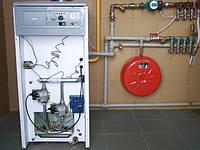 Монтаж отопительных котлов на любом виде топлива