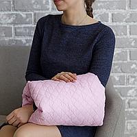 Подушка для кормления мини на руку (розовый) MagBaby