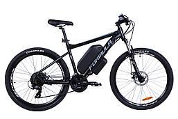 """Электровелосипед 26"""" F-1 750Вт 48В, 17.5Ач, макс.пробег 70км, 60 км/ч (черно-белый (м))"""