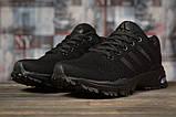 Кроссовки женские 17009, Adidas Marathon Tn черны, [ 36 38 ] р. 36-22,5см., фото 2