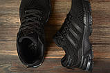 Кроссовки женские 17009, Adidas Marathon Tn черны, [ 36 38 ] р. 36-22,5см., фото 5
