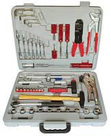 Набор инструмента с комплектом метизов и аксессуаров 100ед. Intertool ET-5126