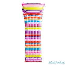 Надувний матрац Intex 183х69 см (59711) Різні кольори, фото 3