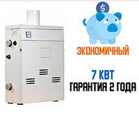 Котел газовый дымоходный Термобар КСГ-7 ДS