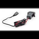 Автомобільний USB роз'єм CARAV Nissan (17-106), фото 3