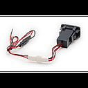 Автомобильный USB разъём CARAV Honda - Acura (17-205), фото 3