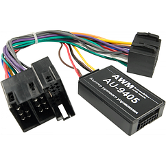 Адаптер кнопок на руле AWM Audi A2, A3, A4, A6, A8 (AU-9405)