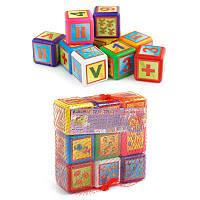 Кубики Bamsic Математика 9 кубиков SKL11-180511