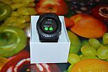 Розумні годинник Smart Watch V8 спортивний стиль смарт годинник смарт вотч чорний колір Розумний годинник + ПОДАРУНОК, фото 6