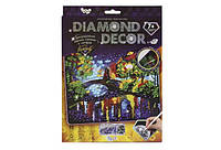 Набір Алмазна картина Diamond Decor 07 Danko Toys