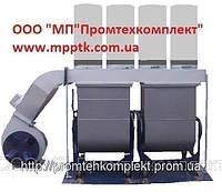 Стружкопылесос контейнерного типа ВД 5-2к