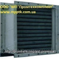Калорифер водяной ВНВ 113-404