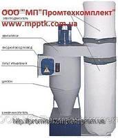 Вытяжные установки для абразивной и металлической стружки: ВД-9, ВД-10.