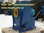 Вентилятор  пылевой: ВРП для шелухи и стружки