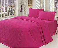 Покрывало - летнее одеяло Пике ТМ Eponj Home Турция - 200х235 см 100% хлопок
