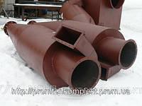 Циклоны ЦН-15 во взрывобезопасном исполнении