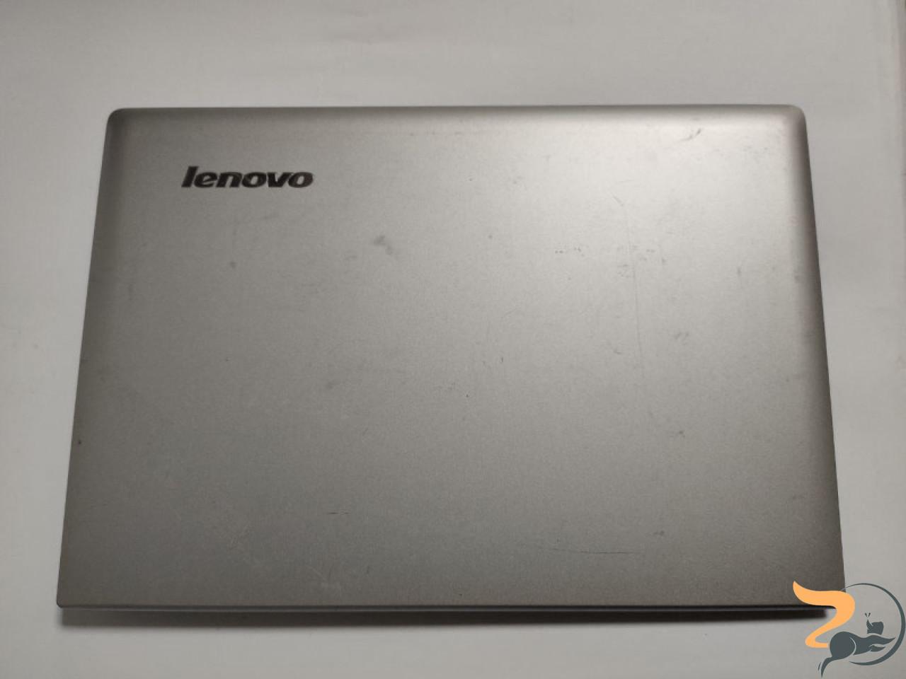 """Кришка матриці для ноутбука для ноутбука Lenovo IdeaPad Z50-75, 15.6"""", AP0TH000180, б/в. Всі кріплення цілі. Зламані кутики (фото) та заглушка"""