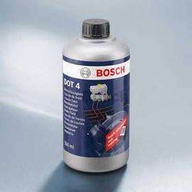 Жидкость тормозная DOT4 (0,5л) (производство Bosch) (арт. 1987479106)
