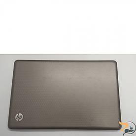"""Кришка матриці корпуса для ноутбука HP G62, G62-a35SO, 15.6"""", 605906-001, Б/В. Всі кріплення цілі.Без"""