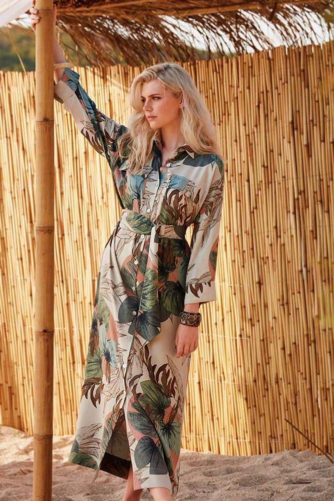 Летнее платье Penye Mood 8703