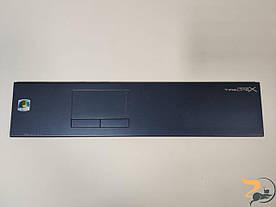 """Накладка з тачпадом, на середню панель, для ноутбука Acer Aspire TimelineX 5830TG, 15.6"""", AP0IN000310, Б/В. Зламано одне кріплення."""