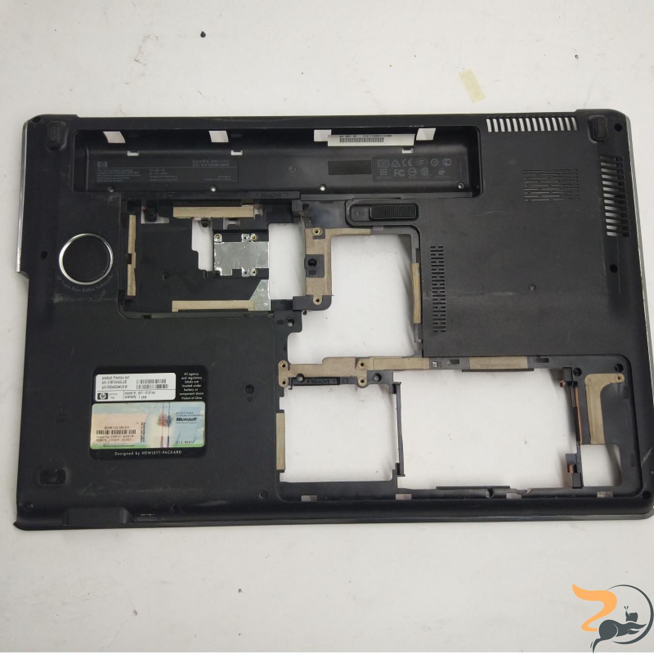 "Нижня частина для ноутбука HP Pavilion dv7, dv7-2106eg, 17.3"", 518901-001, Б/В"