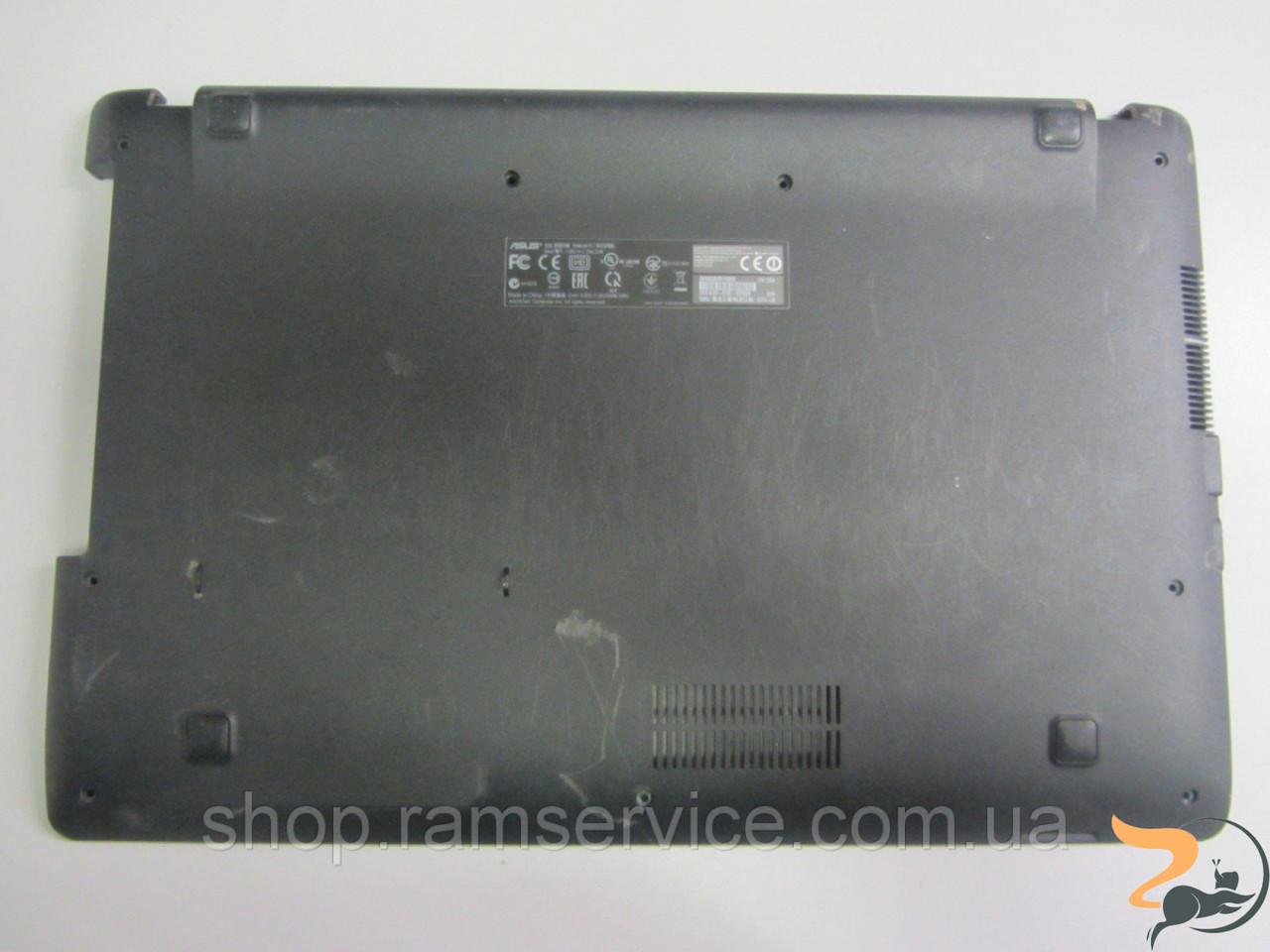 Нижня частина корпусу для ноутбука Asus X551M, б/в