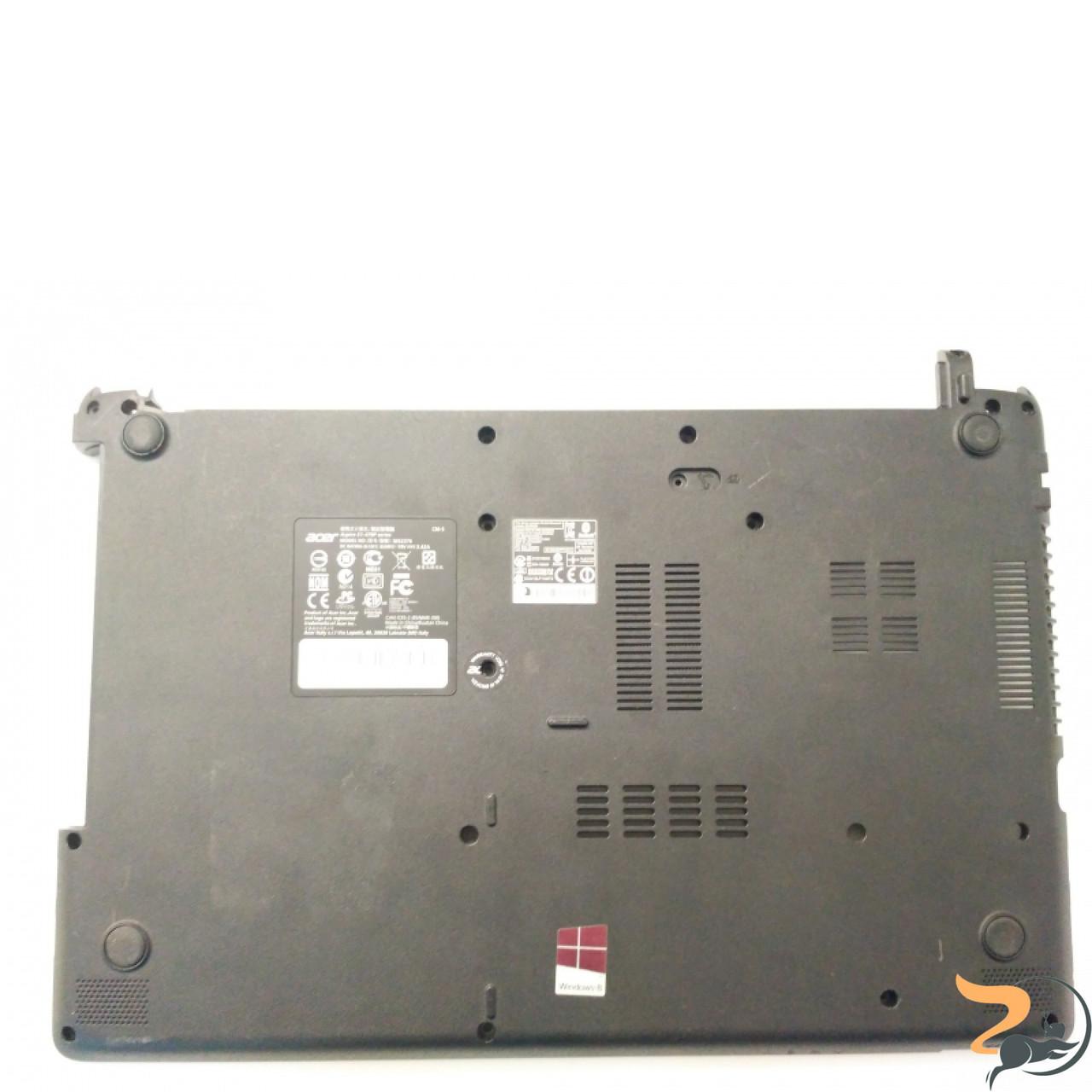 "Нижня частина корпуса для ноутбука Acer E1-470P, 15.6"", FOX604LC06012, Б/В."