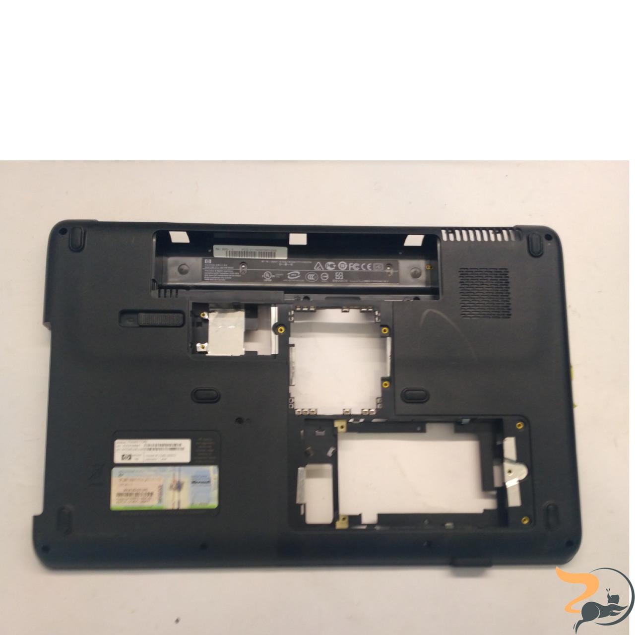 """Нижня частина корпусу для ноутбука Compaq Presario CQ60, 15.6"""", 496825-001, Б/В"""