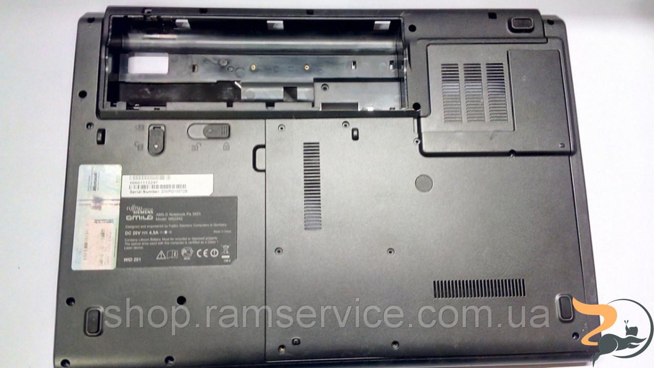 Нижня частина корпуса для ноутбука Fijitsu Amilo Pa3553, б/в