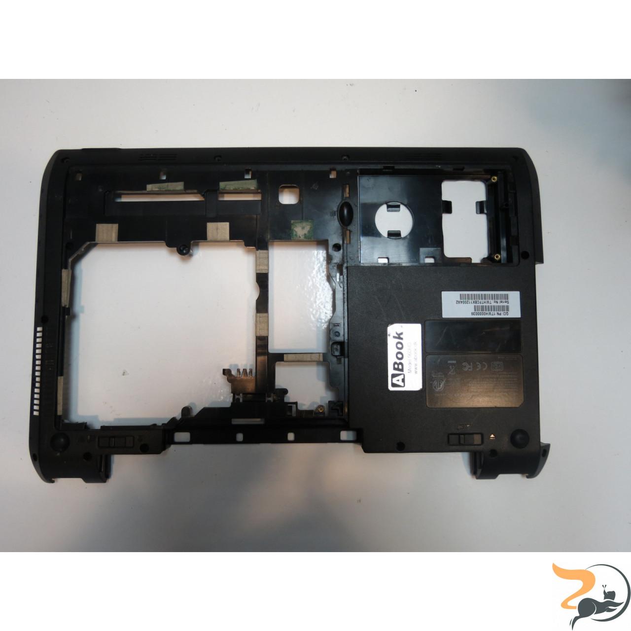 """Нижня частина корпуса для ноутбука Abook 560HD, TWH, 6930p, 36twhba0000, 15.6"""", Б/В."""