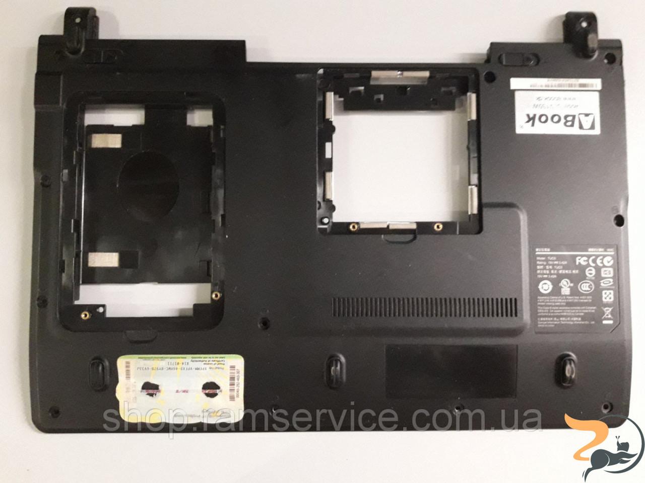 Нижня частина корпусу для ноутбука ABook ULV135W, б/в