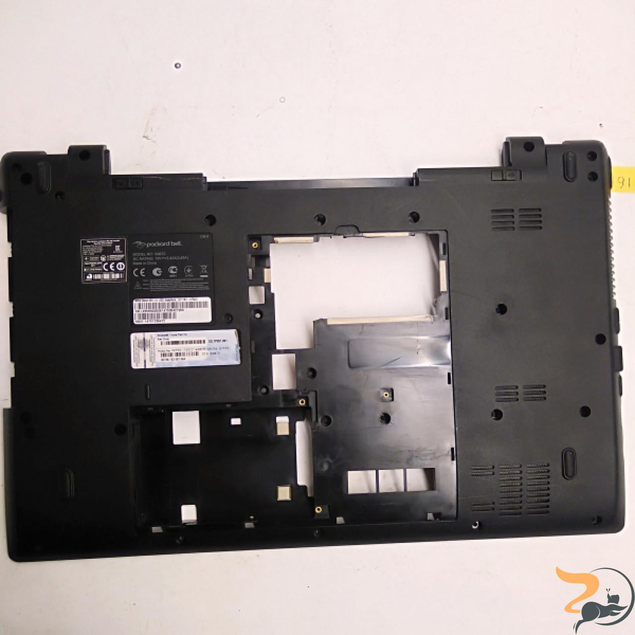 Нижня частина корпуса для ноутбука Acer Packard Bell VAB70, 13no-yqa0211, Б/В